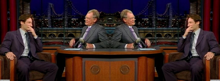 2003 David Letterman S1wKOyxN