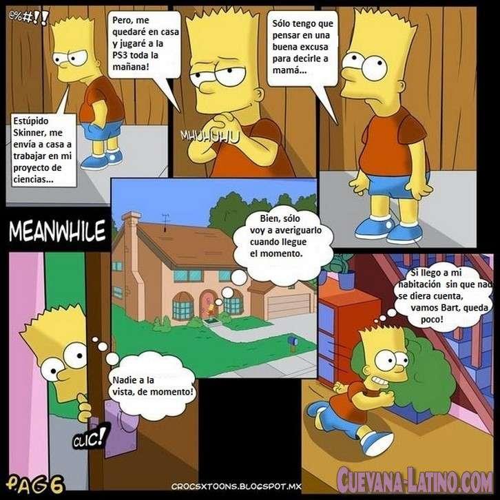 Los Simpson The sins son