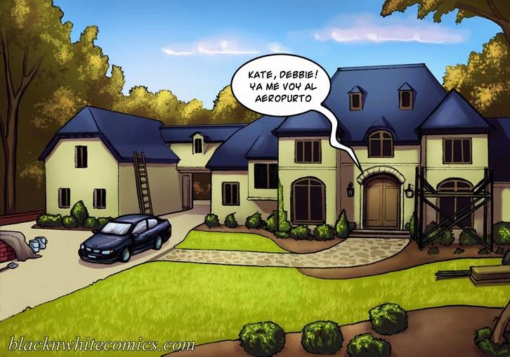 Blacknwhitecomics – The home construction