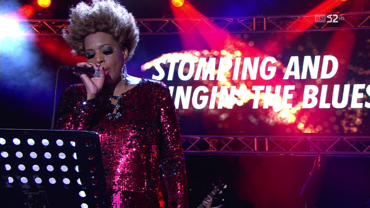 2012 David Murray Big Band & Macy Gray - Estival Jazz Lugano [HDTV 720p] 1
