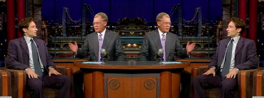 2003 David Letterman UlwWmrIa