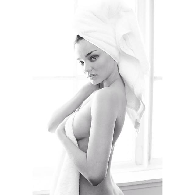 Miranda Kerr - Mario Testino Photoshoot