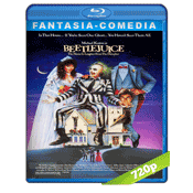 Beetlejuice El Super Fantasma (1988) BRRip 720p Audio Trial Latino-Castellano-Ingles 5.1