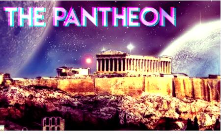 THE PANTHEON 8DpFdbfs