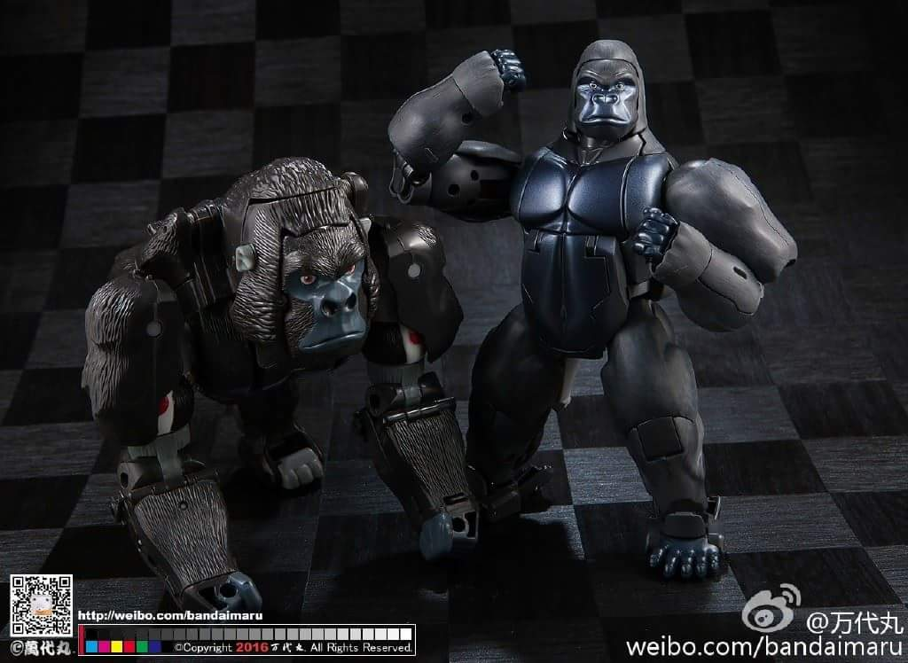 [Masterpiece] MP-32, MP-38 Optimus Primal et MP-38+ Burning Convoy (Beast Wars) - Page 4 XKrMHHdK