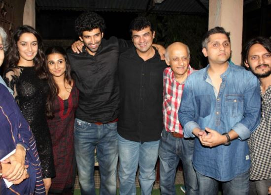 Celebs at Aashiqui 2 Movie Special Screening AcxFy7IW