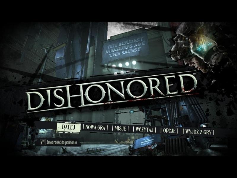 Dishonored MULTi9-PROPHET *WERSJA POLSKA*