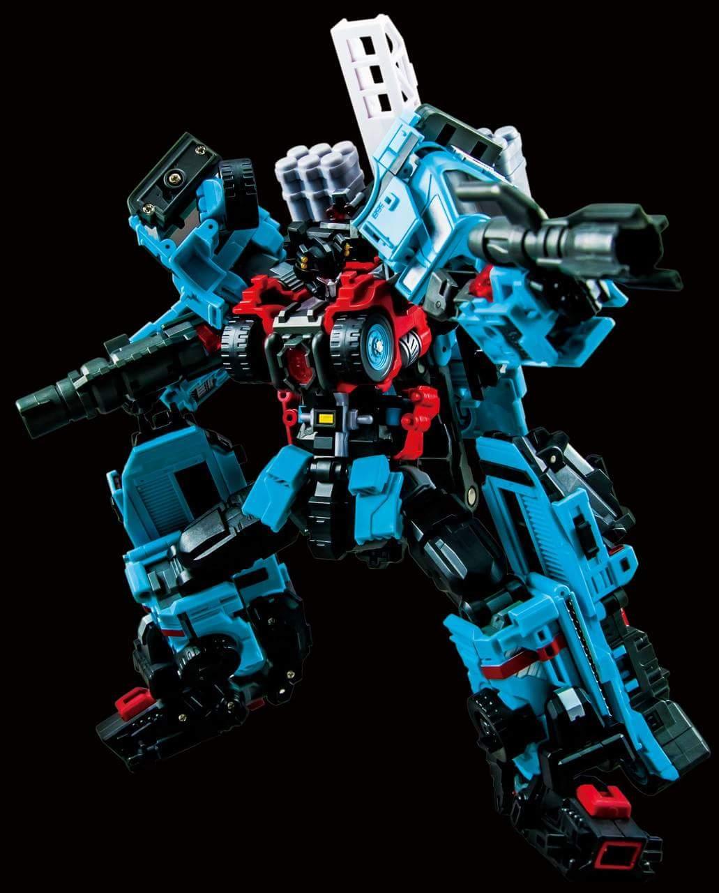 [MakeToys] Produit Tiers - Jouet MTCM-04 Guardia (aka Protectobots - Defensor/Defenso) - Page 4 PVYE0fze