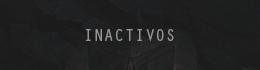 Inactivos