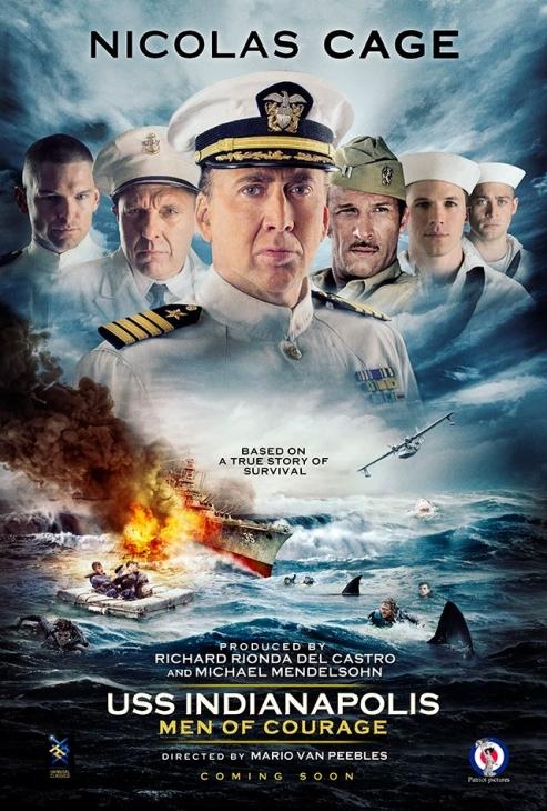 Ostatnia misja USS Indianapolis / USS Indianapolis: Men of Courage (2016)  PL.480p.WEB-DL.Xvid.AC3-KLiO / Lektor PL
