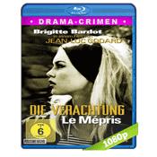 El Desprecio (1963) BRRip Full 1080p Audio Dual Castellano-Ingles 2.0
