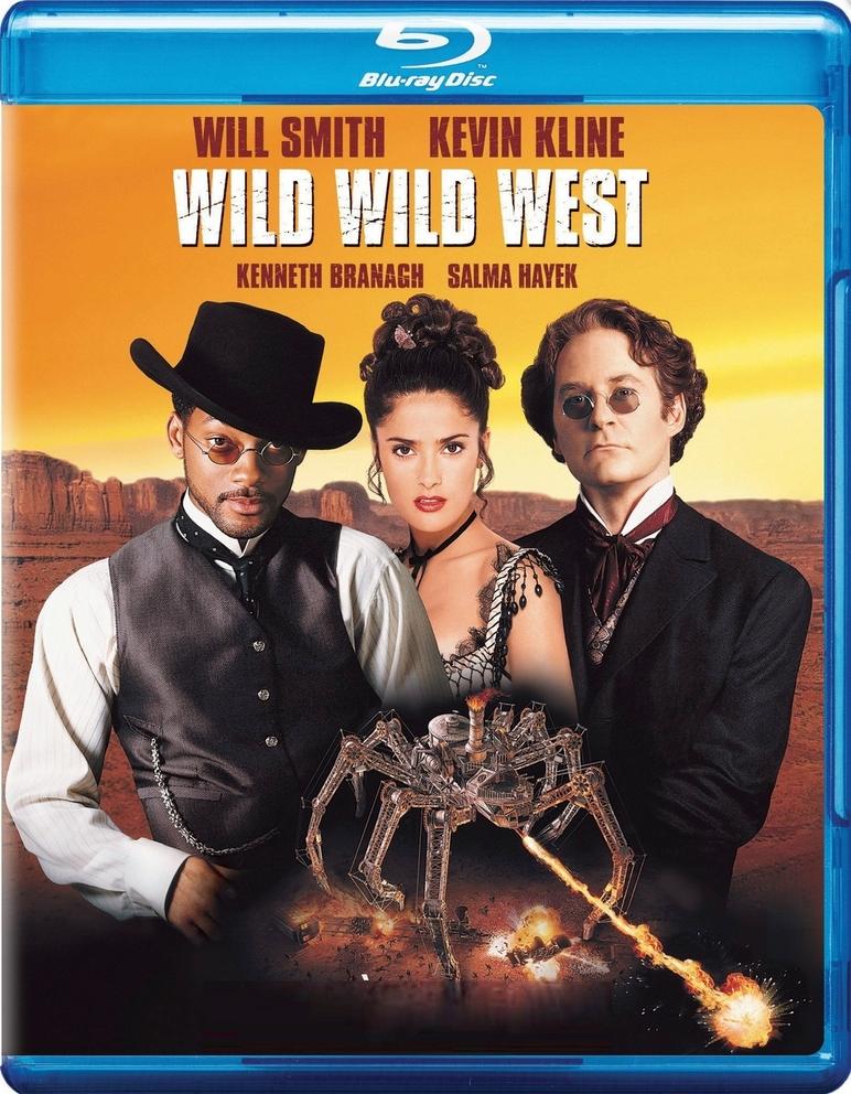 Wild Wild West 1999 BDRip 1080p x264 DTS extras-HighCode