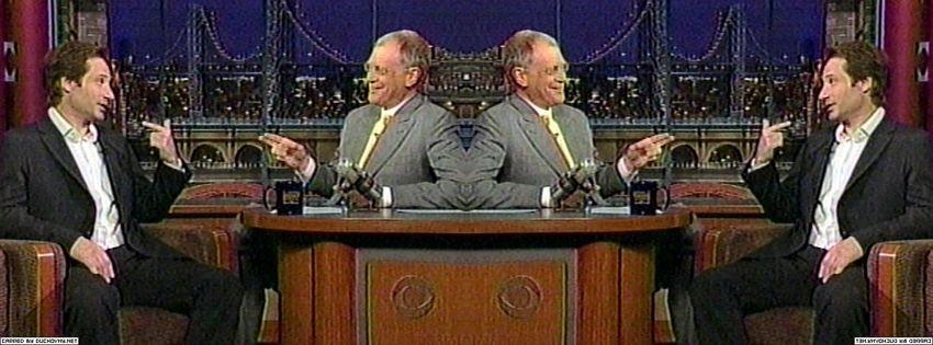2004 David Letterman  XxMTwDMe