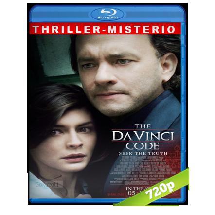 descargar El Codigo Da Vinci 720p Lat-Cast-Ing[Thriller](2006) gartis