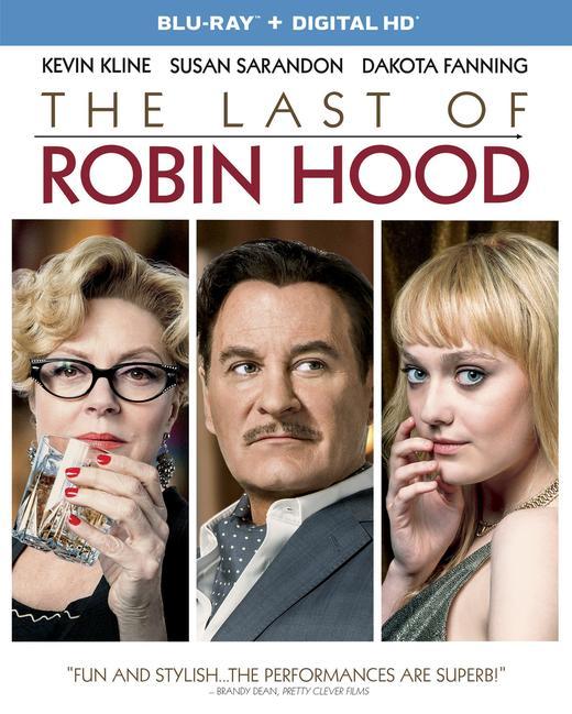 Paskutinis Robinhudas / The Last of Robin Hood (2013) žiūrėti online