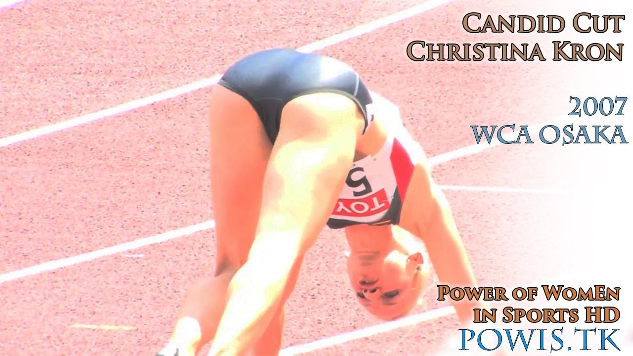 2007 Christina Kron – WCA Osaka – Candid Cut (Hurdles)