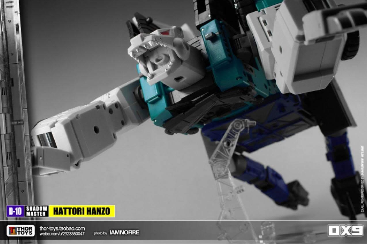 [DX9 Toys] Produit Tiers - Jouet D10 Hanzo - aka Sixshot/Hexabot - Page 2 ZIBnX81L