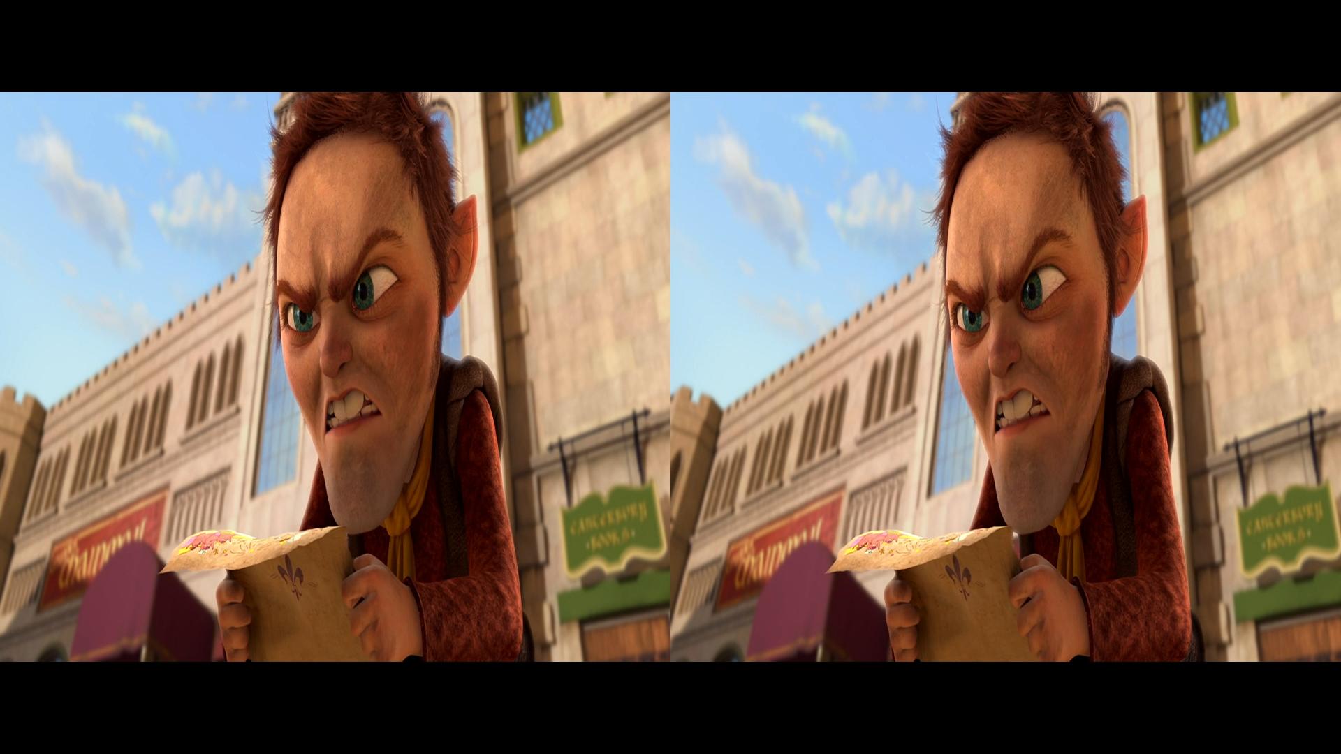 Şrek 4 - Shrek 4 2010 3D (1080p Bluray H-SBS) DUAL TR-EN - 3D Film indir
