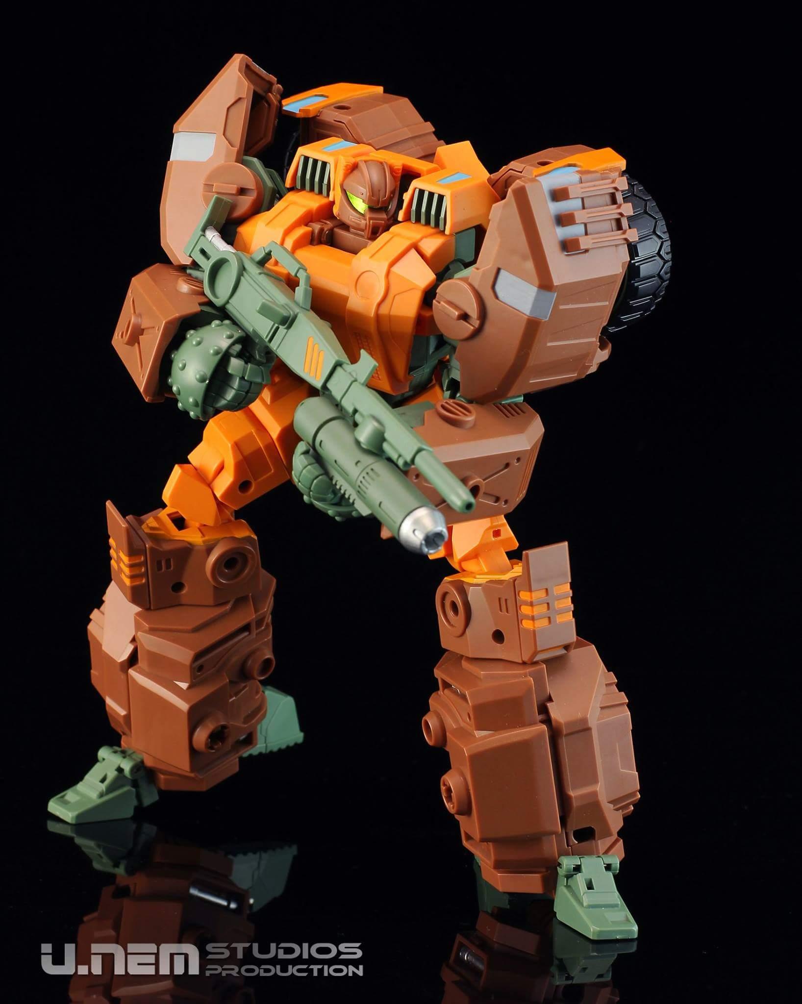 [Mastermind Creations] Produit Tiers - R-23 Dicamus - aka Roadbuster/Cahot des Wreckers IDW AQEam9JJ