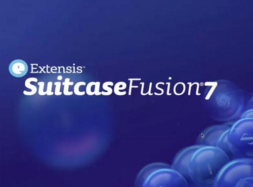 Extensis Suitcase Fusion 7 v18.2.0.74 Multilingual