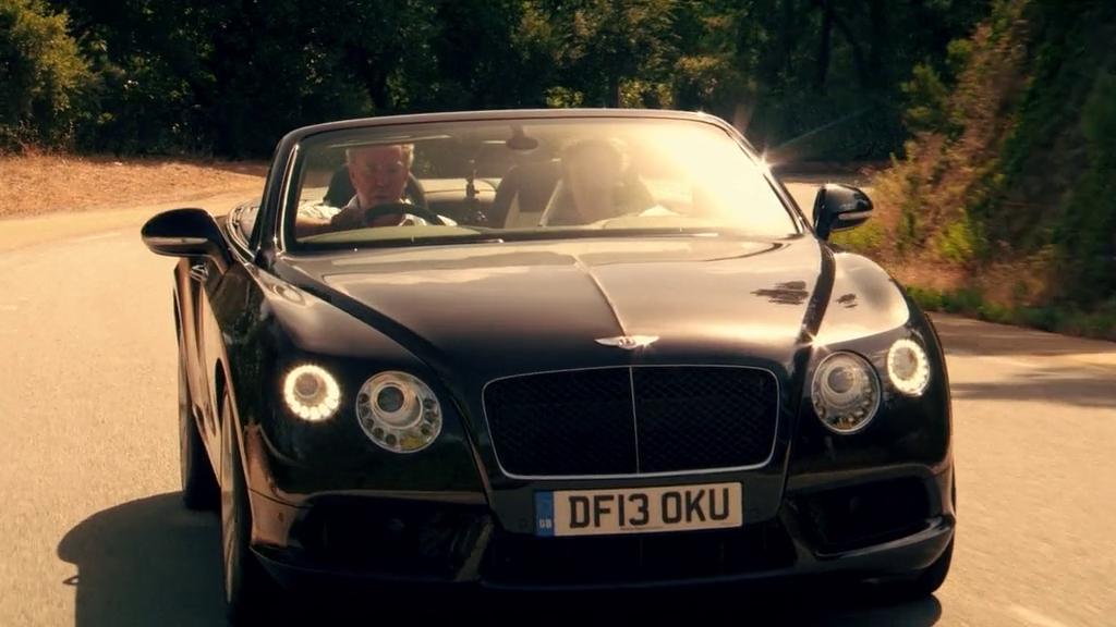Aukščiausia pavara. Tobula kelionė / Top Gear: The Perfect Road Trip (2013)