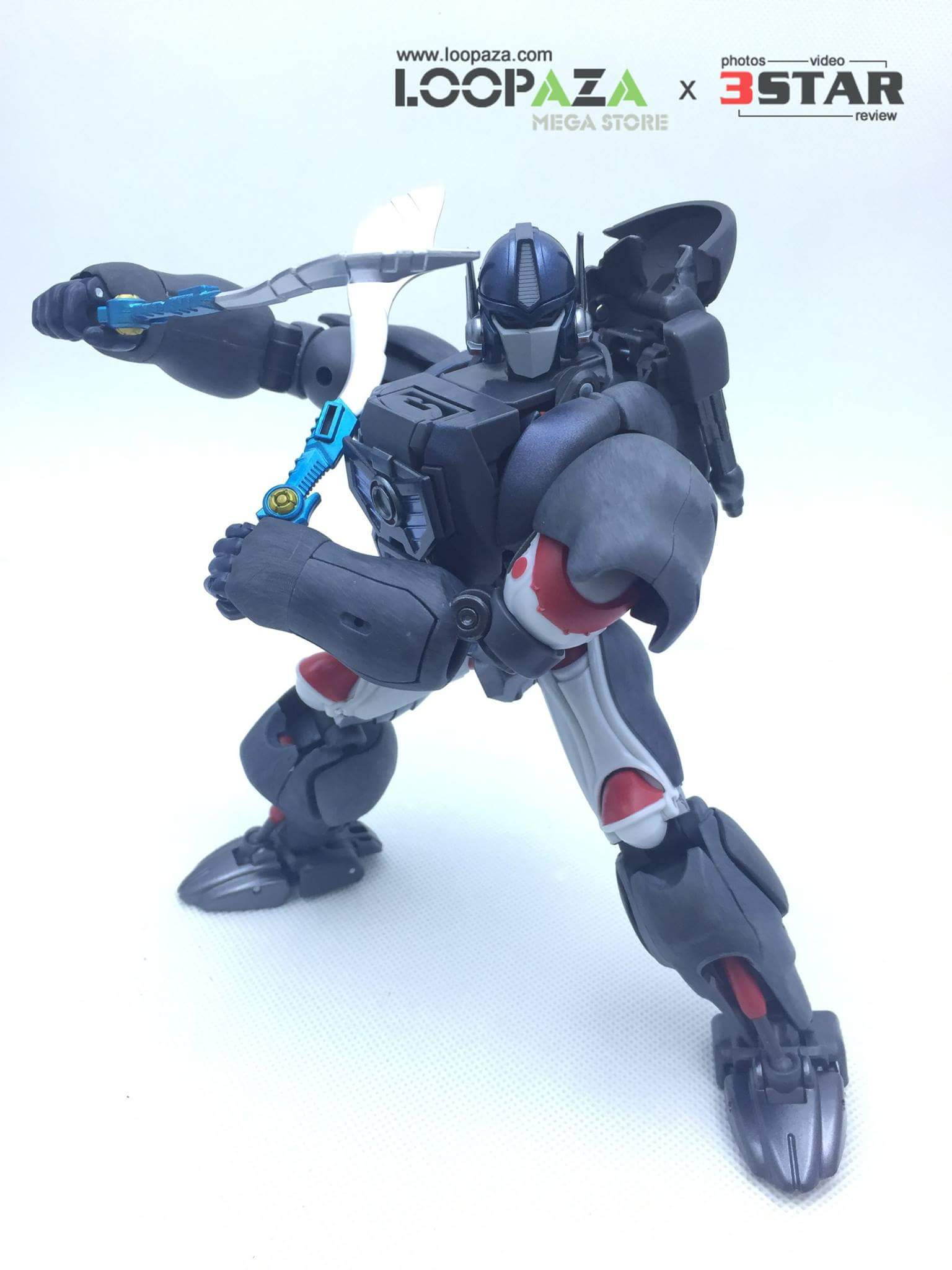 [Masterpiece] MP-32, MP-38 Optimus Primal et MP-38+ Burning Convoy (Beast Wars) - Page 3 6mnFG7as