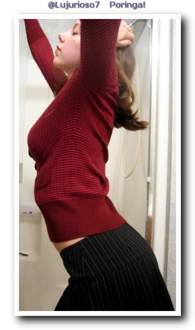 Bajo falda madura putona en minifalda - 3 part 4