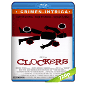 Clockers Hermanos De Sangre (1995) BRRip 720p Audio Trial Latino-Castellano-Ingles 5.1