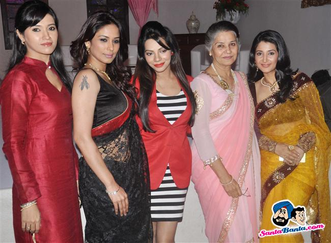 Desh Ki Beti Nandini Serial Press Meet AdcMdtBg
