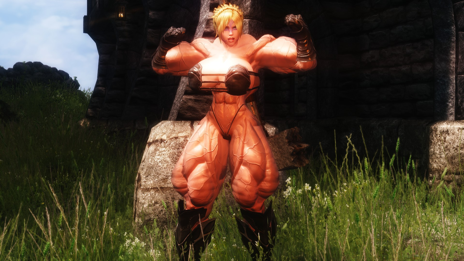 Amazons of Skyrim - Page 3 - Downloads - Skyrim Adult & Sex