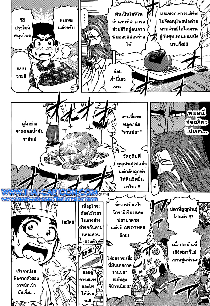 อ่านการ์ตูน Toriko ตอนที่ 395 หน้าที่ 13