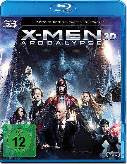 X-Men Apocalipsis BRRip 720p Latino