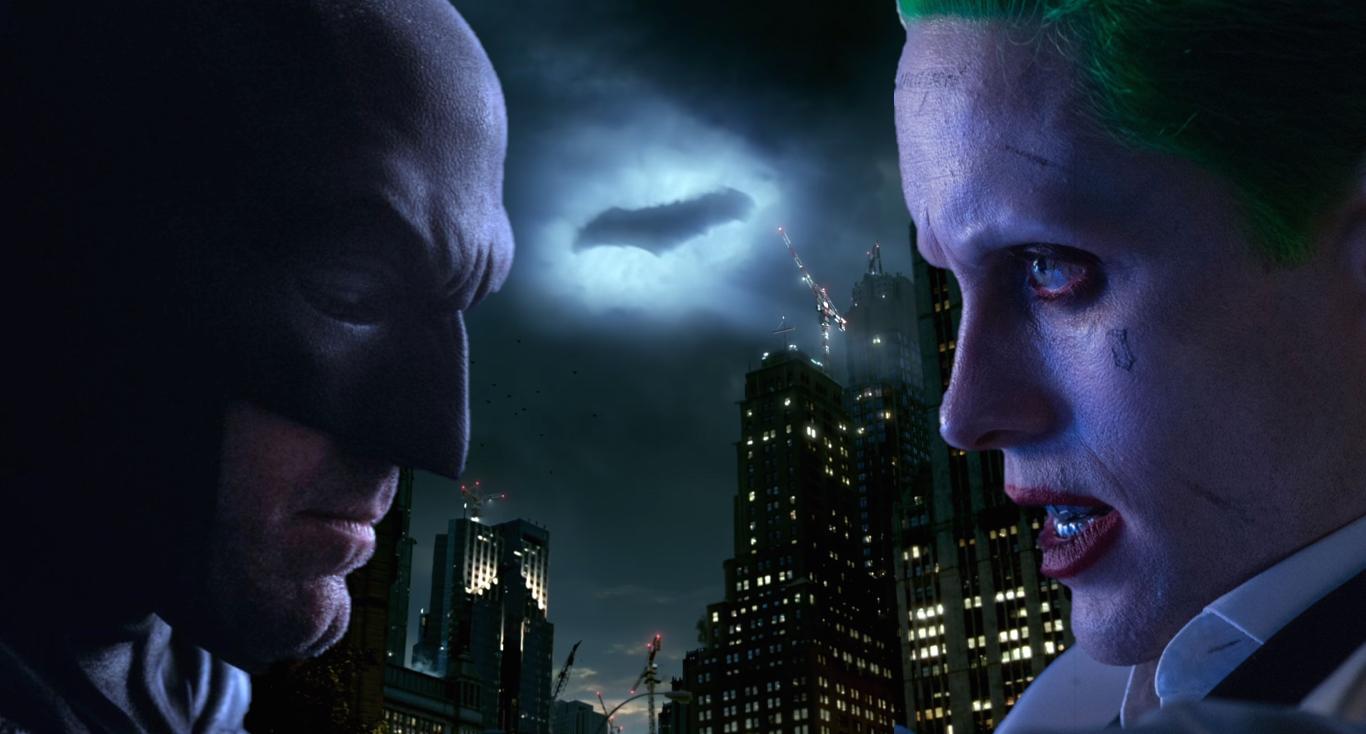 Jared Leto Batman