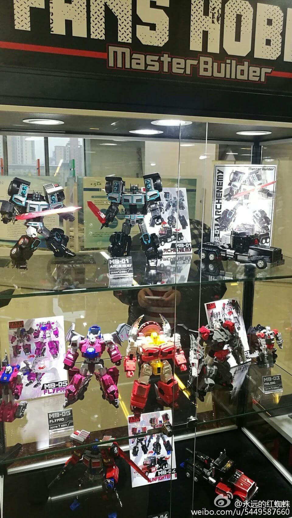 [FansHobby] Produit Tiers - Master Builder MB-02/03/05 - aka Monsterbots/Monstrebots Q1X9JJay