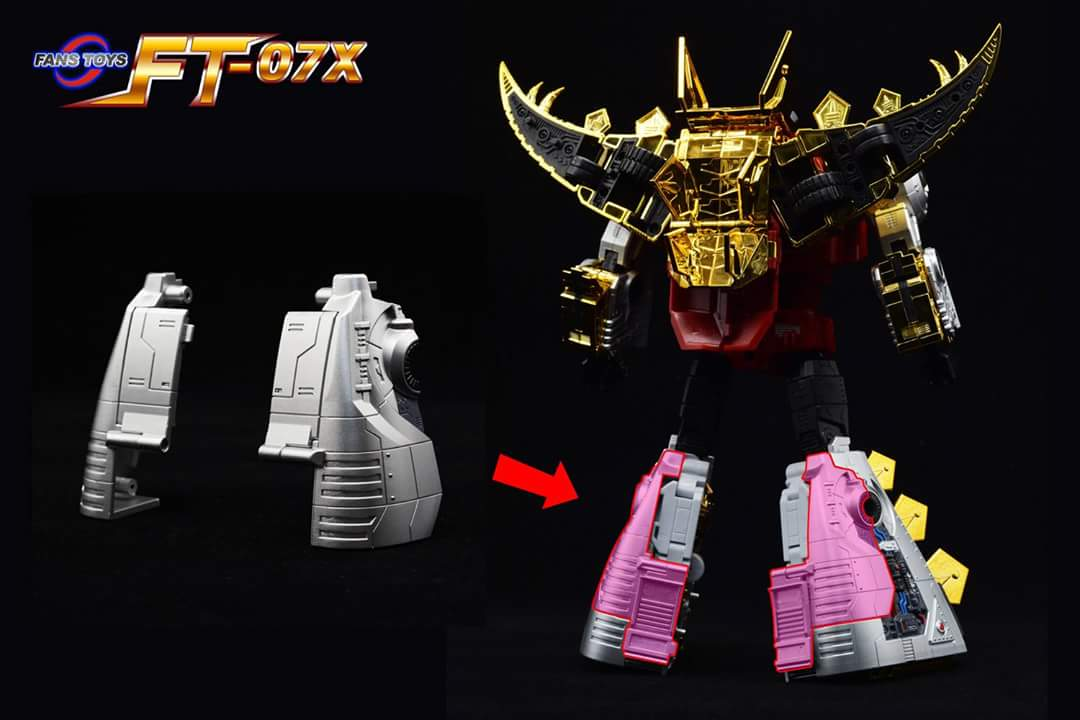 [Fanstoys] Produit Tiers - Dinobots - FT-04 Scoria, FT-05 Soar, FT-06 Sever, FT-07 Stomp, FT-08 Grinder - Page 9 3IbCoiVG