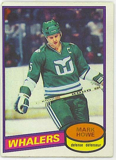 Mark Howe - 1980-81 OPC