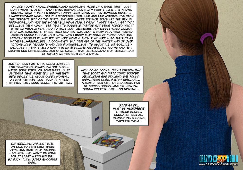 3d comics Xxx hermaphrodite