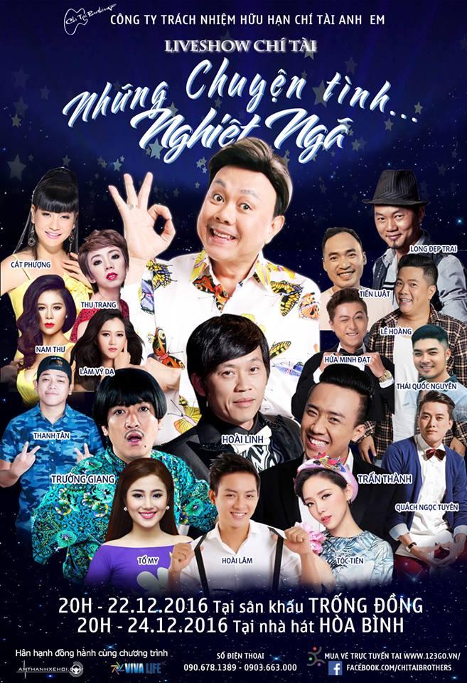 Liveshow Chí Tài 2017 - Những Chuyện Tình Nghiệt Ngã NTSC 2 DVD5