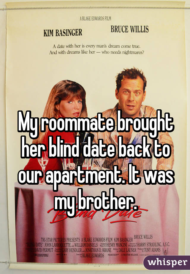 sexy blind date