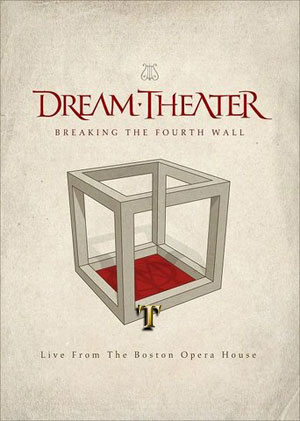 Dream Theater - Breaking The Fourth Wall, Live From Boston (2014)