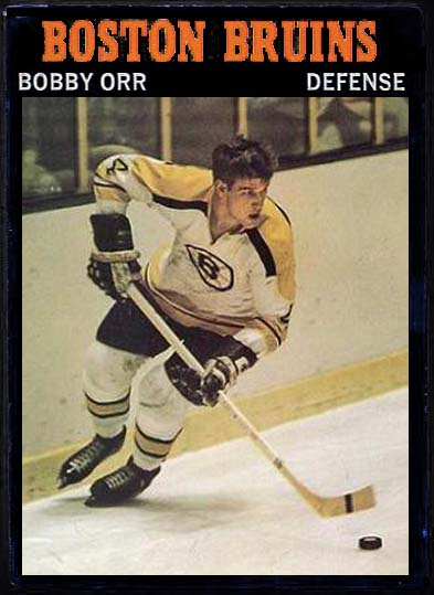 Bobby Orr 1970-71 custom final