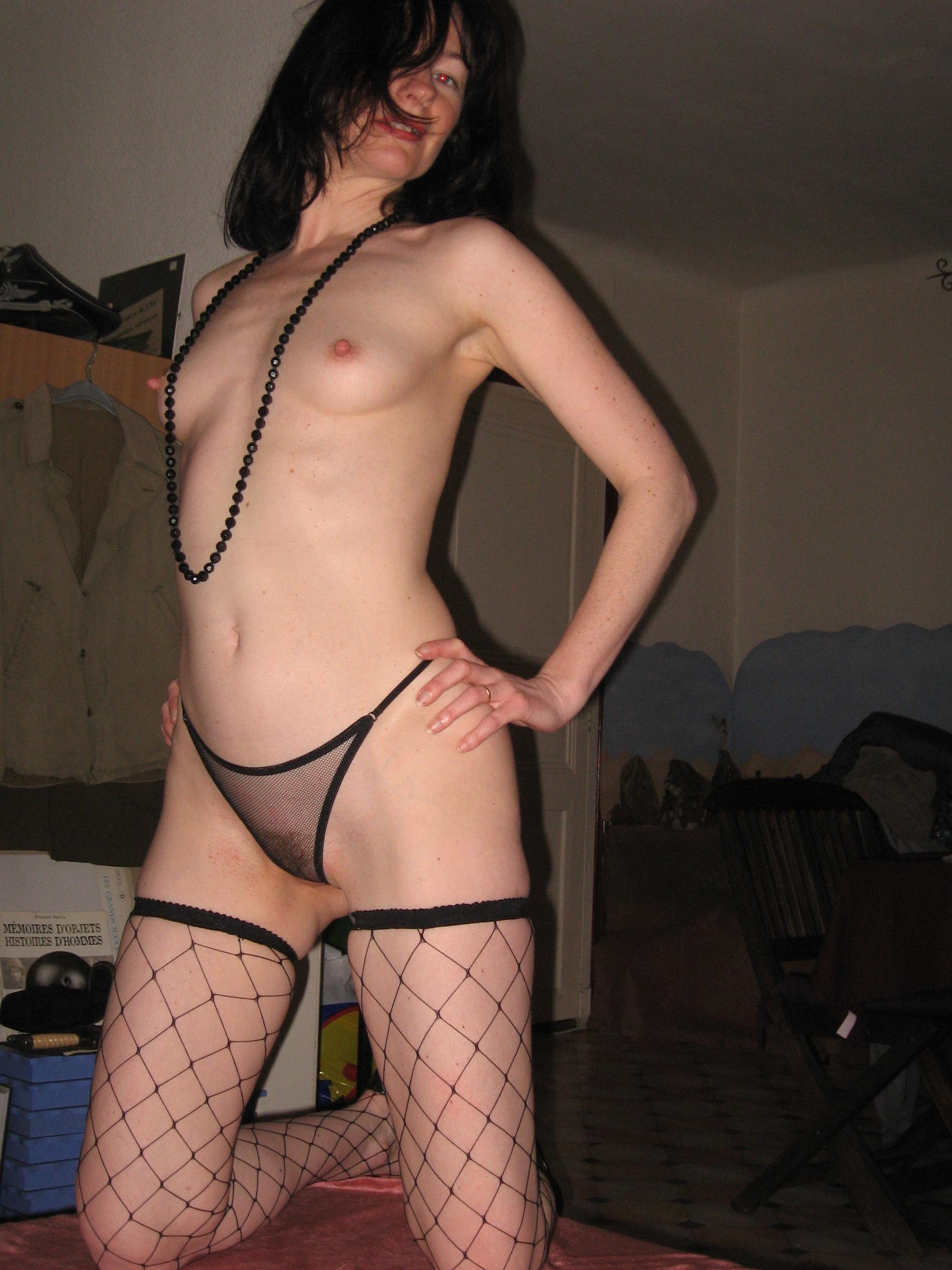 Vecinas desnudas