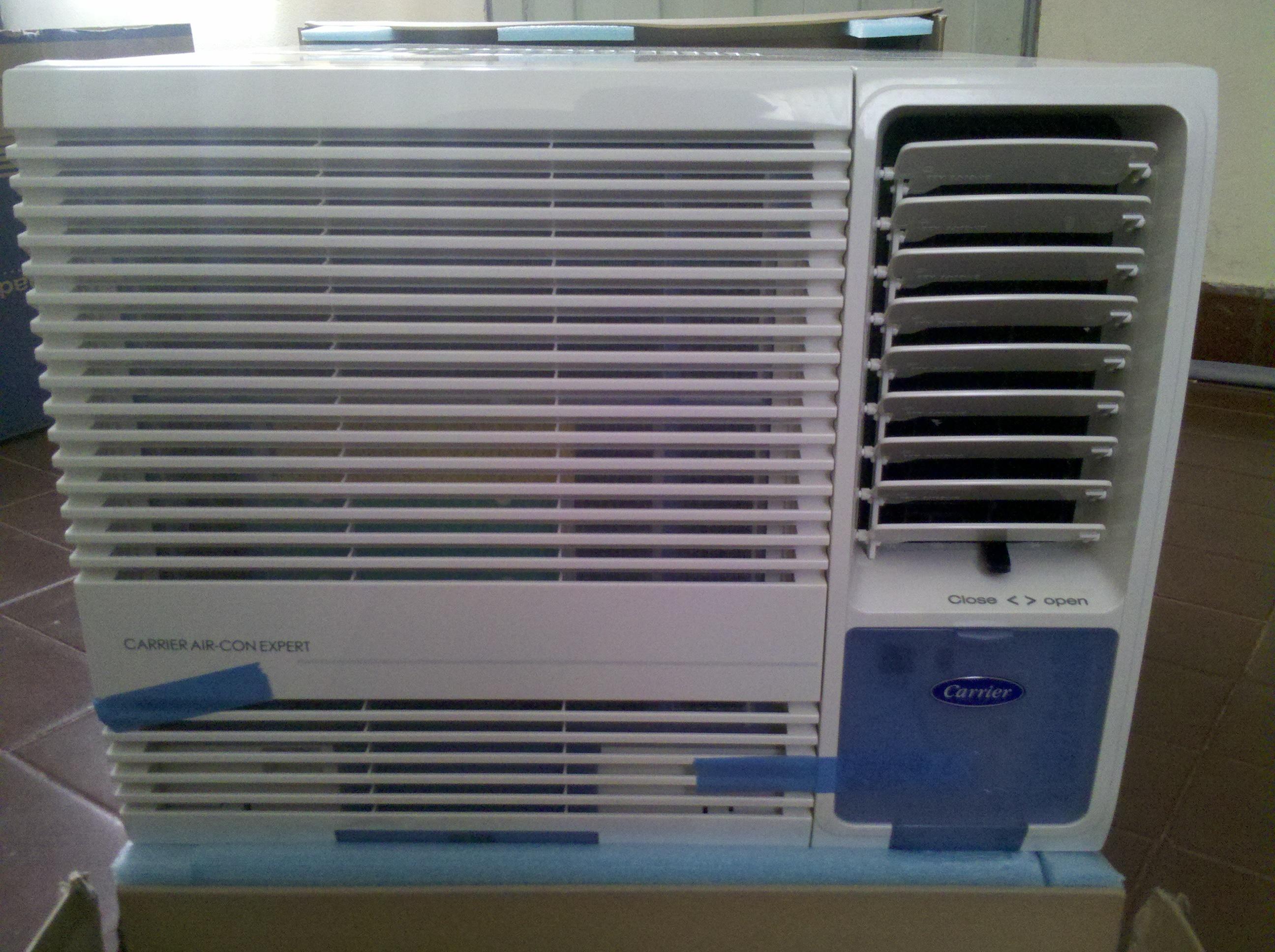 Como sacar un aire acondicionado de ventana