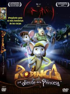 Rodencia Y El Diente De La Princesa [2012][DVDrip][Latino][MultiHost]
