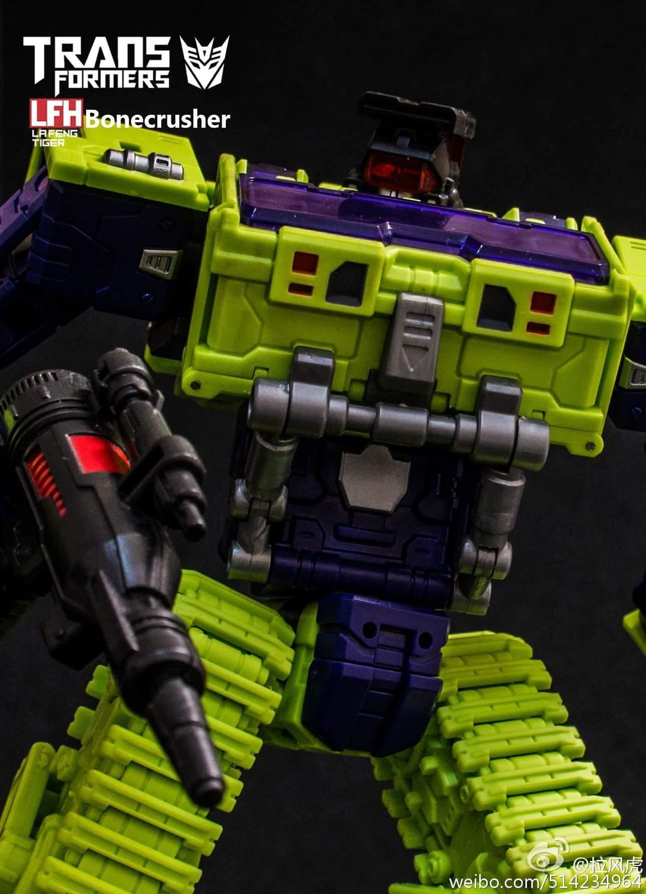 [Toyworld] Produit Tiers - Jouet TW-C Constructor aka Devastator/Dévastateur (Version vert G1 et jaune G2) - Page 3 0TQgo7dj