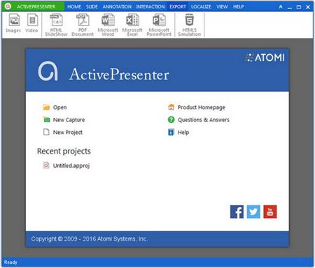 ActivePresenter Professional Edition 6.0.2 Multilingual