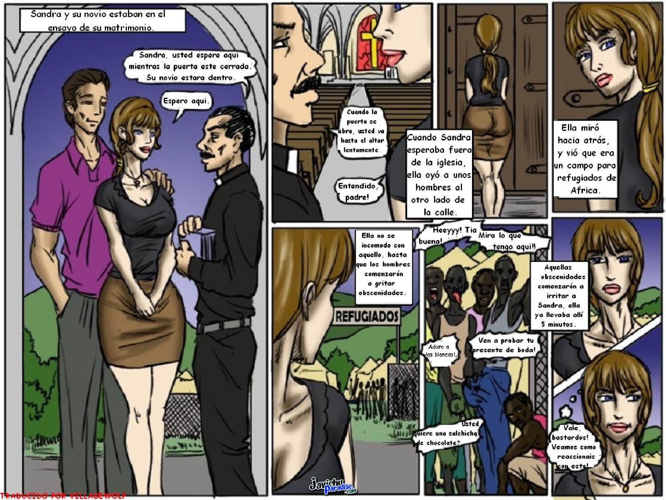 esclavitud gay exhibicionista
