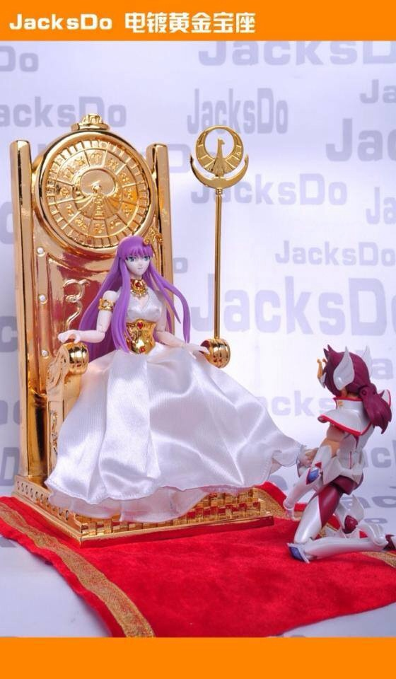 [Jacksdo] Trono per Hades e Athena