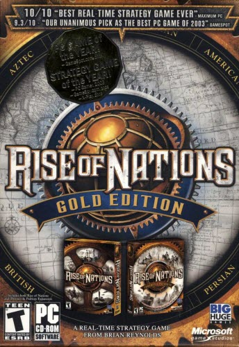 Rise of Nations Gold Edition (2004)