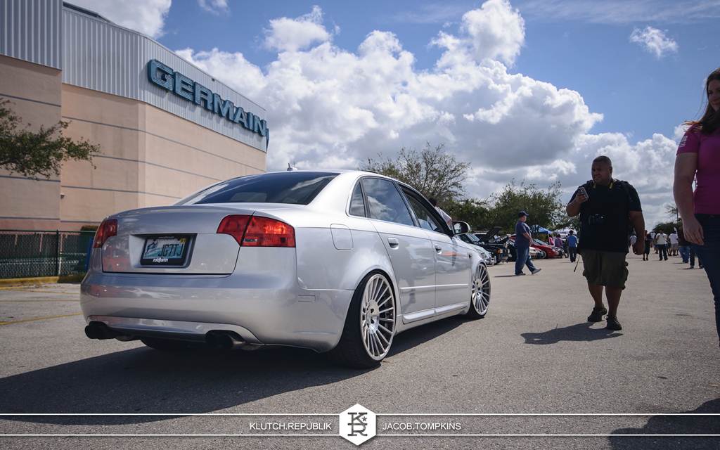b7 aui a4 rotiform wheels